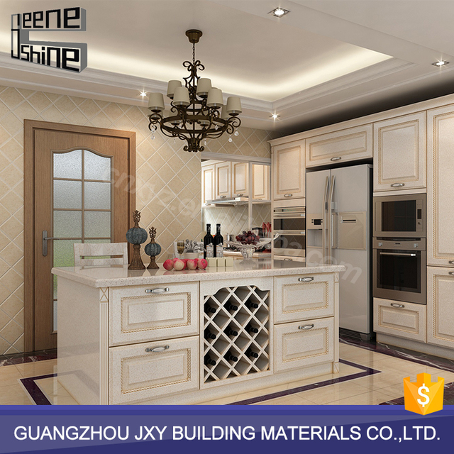 High End Knock Down Kitchen Cabinets Solid Wood, Teak Wood Kitchen Cabinet  Designs Of Kitchen