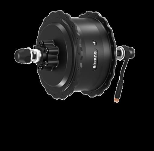 Bafang H500F RM G060.500.DC for EBIKE 36V/43V/48V 500W Bafang Hub Motor for Bicycle Wheel Motor 20/26/700C/28
