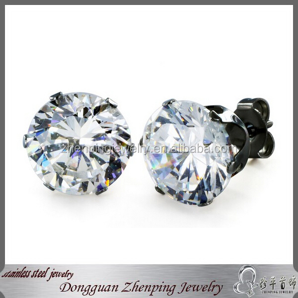 Cheap Wholesale Stud Earrings with Cubic Zircon