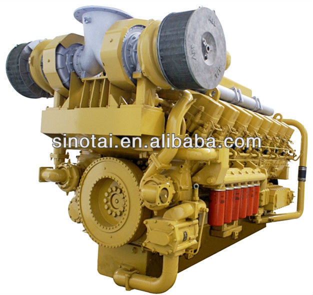 Series 6000 Marine Diesel Engines for petroleum drilling
