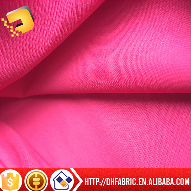 Cotton and nylon mixed fabric for garment Tshirt home textile from factory in zhejiang