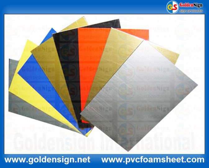 Hot sales ABS cnc double color sheet / ABS laser engraving rubber sheet