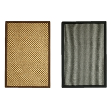 Sisal gymnastics carpet/yoga mat/floor carpet