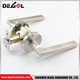 Hot sale stainless steel bathroom privacy handle door locks set