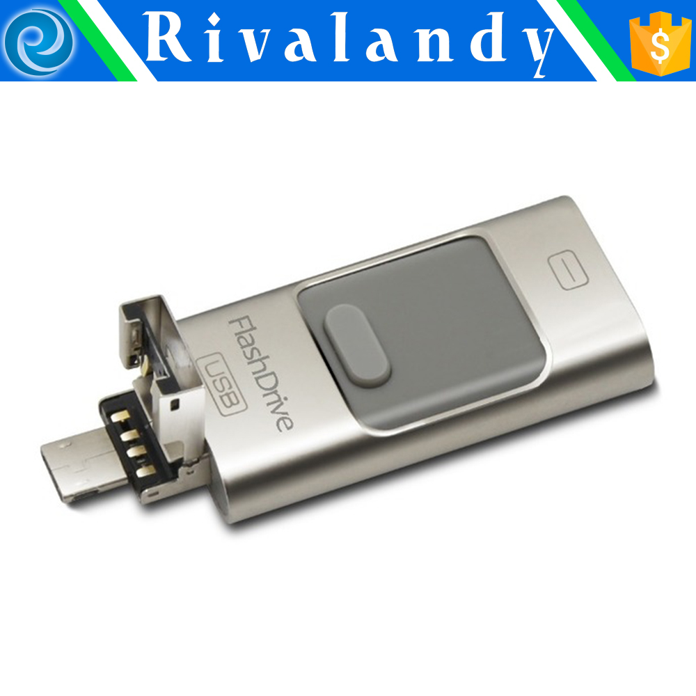 Free samples Wholesale New Metal USB Flash Drive 64GB 128GB 256GB USB 2.0 pen drive on key mini usb memory sitick pendrive gift