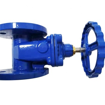 4 inch ductile iron sluice gate valve wcb cast steel iron flanged gate valve