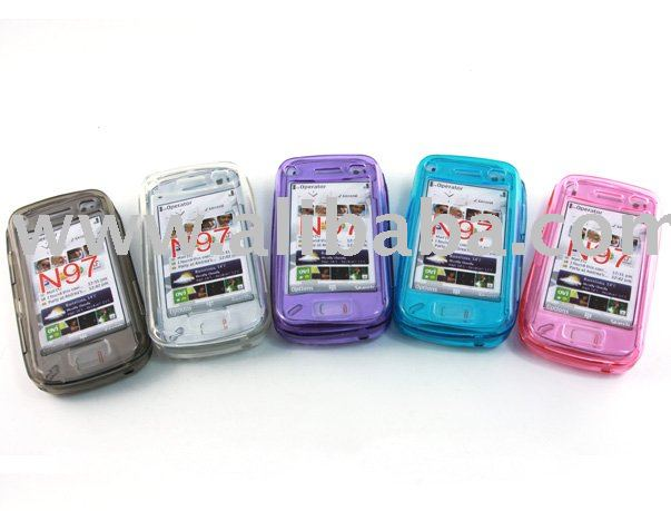 JELLY case for NOKIA N97