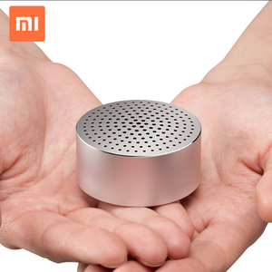 Portable Xiaomi Mi Mini LED Bluetooth Speakers Wireless Small Music Audio TF USB FM Light Stereo Sound Speaker with Mic