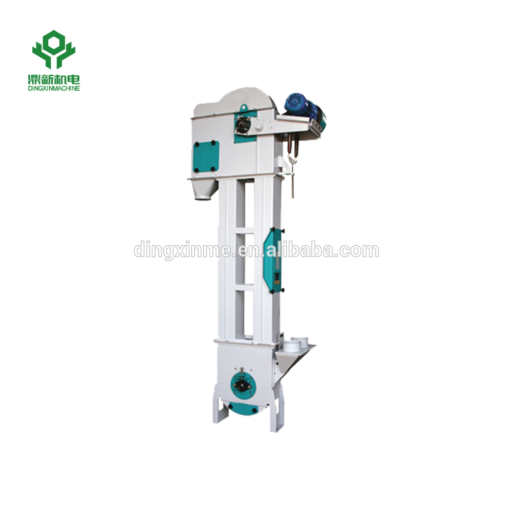 small scale rice mill vertical bucket elevator for sale