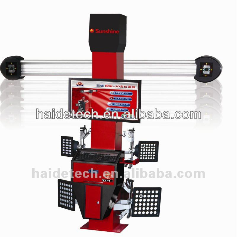 good price 3d wheel alignment with ce certificate CE & ISO Certificate