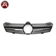 Mesh Car Grille W219 Body Kit for Mercedes CLS Class W219 Front Grille
