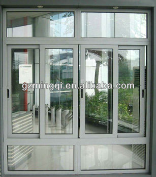 Hot sell aluminium window frame design for house aluminium for Window frame designs house design