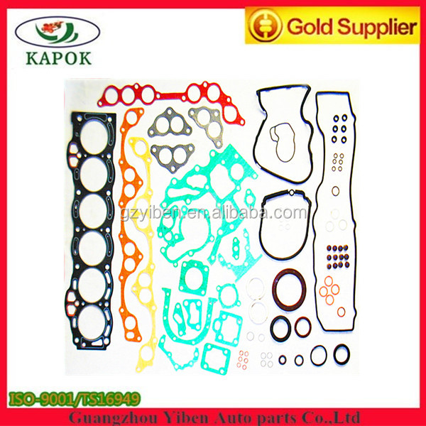 High quality engine 1G-EU full gasket set used for TOYOTA engines parts