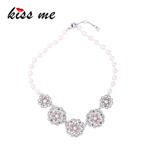 f87f2b4878 China pearl crystal necklace wholesale 🇨🇳 - Alibaba
