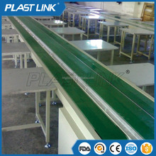 light weight Chains Plate Conveyor with Straight Sides Belt