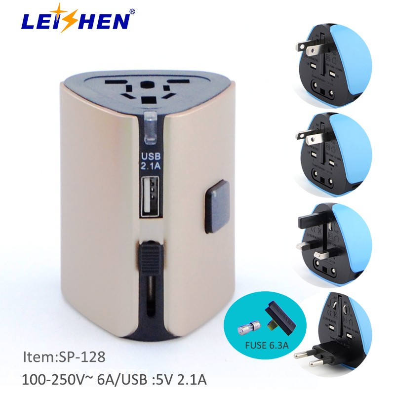 Factory price Electrical Plug Type and Travel using Application US uk travel adapter