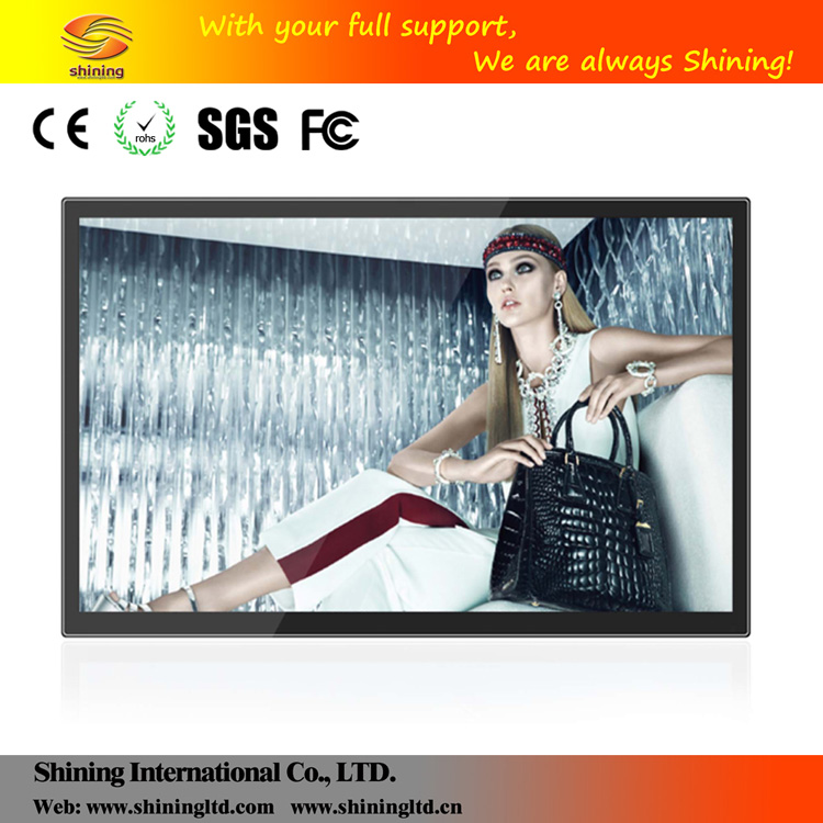 43 inch HD 1080P digital photo frame with RK3188 Android system