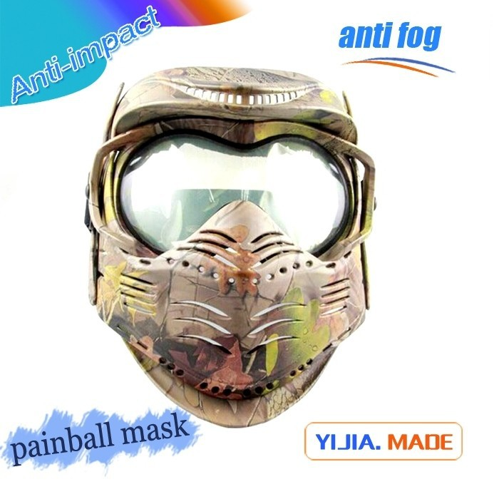Paintball mask sex excellent answer