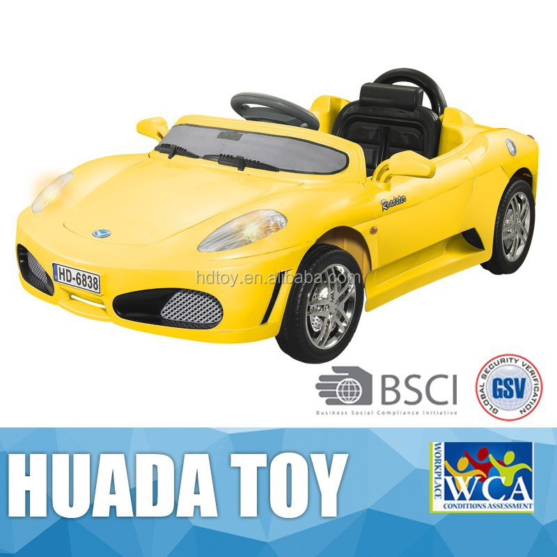 Hot sell children suitable driving ride on cars