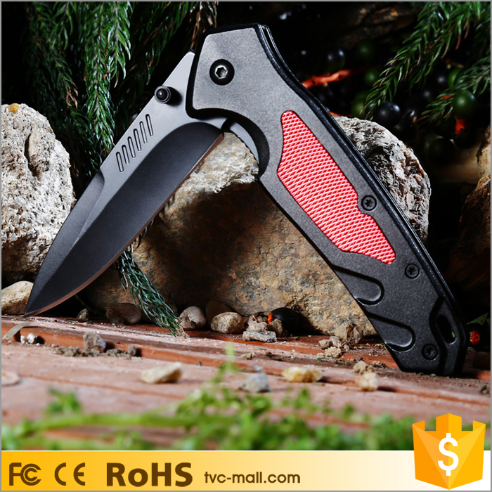 PA36 Multi functional Semi automatic Folding <strong>Knife</strong> for Outdoor Use