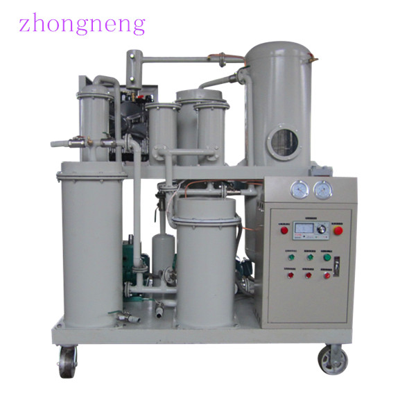 Black engine oil bleaching equipment / waste oil purier machine/ Used engine oil refining machine