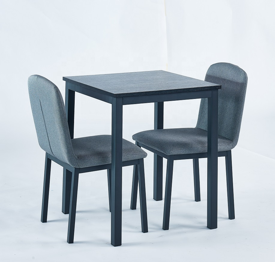 Restaurant Wood Mdf Dining Room Tables Chairs Furniture Sets