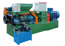 pin-barrel cold feed rubber extruder line