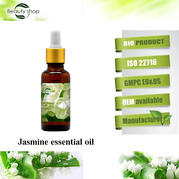 Pure jasmine essential oil lightening/natural essential oil 2016