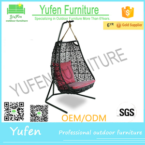 Outdoor swing chair tree swing strap garden swing chair
