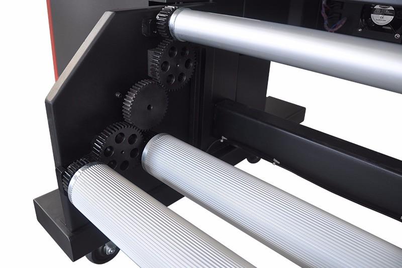 Υψηλή ταχύτητα konica 512i επικεφαλής allwin flex banner εκτυπωτή διαλυτών