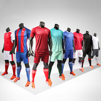 OEM Custom New Design Professional Sportswear Clothes Suit American Football Tshirt Uniforms Soccer Jersey Set