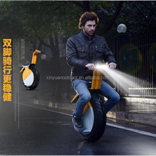 One wheel electric unicycle mini scooter self balancing