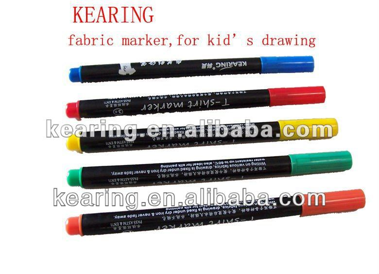 Kearing brand,water washable embroidery marker,erasable tshirt marker,nontoxic ink marker, washable, Washable Marker #WM20