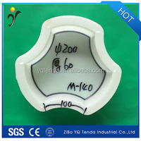 Rubber plastic stepping stone paver mold