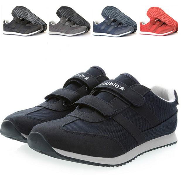 Fashion Unisex men s women s sneakers shoes casual canvas sport shoes velcro  lovers design Spring Autumn Breathable e194420dc
