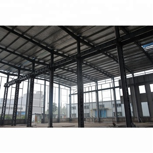 light steel structure shed design building used fof workshop/warehouse