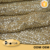 New 2017 wide usage shinning rhinestone gold aluminum mesh trim for dresses and bags