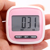 Factory Price Fitness Step Counter Digital Pedometer for Three Set Key