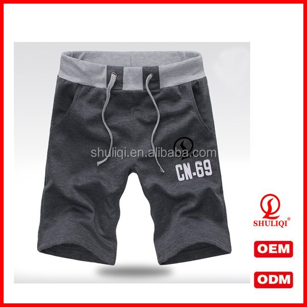 95/5 cotton/spandex boxing shorts slim fit jogging tee basketball sports shorts fast lead time