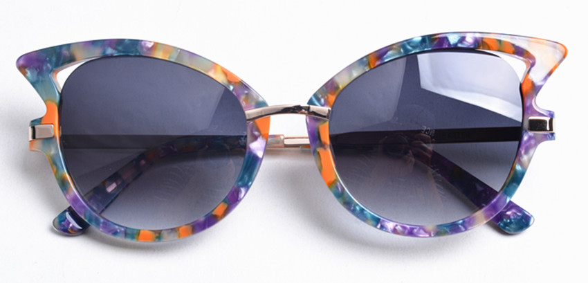 Adult Age and Resin Lenses Material sunglass