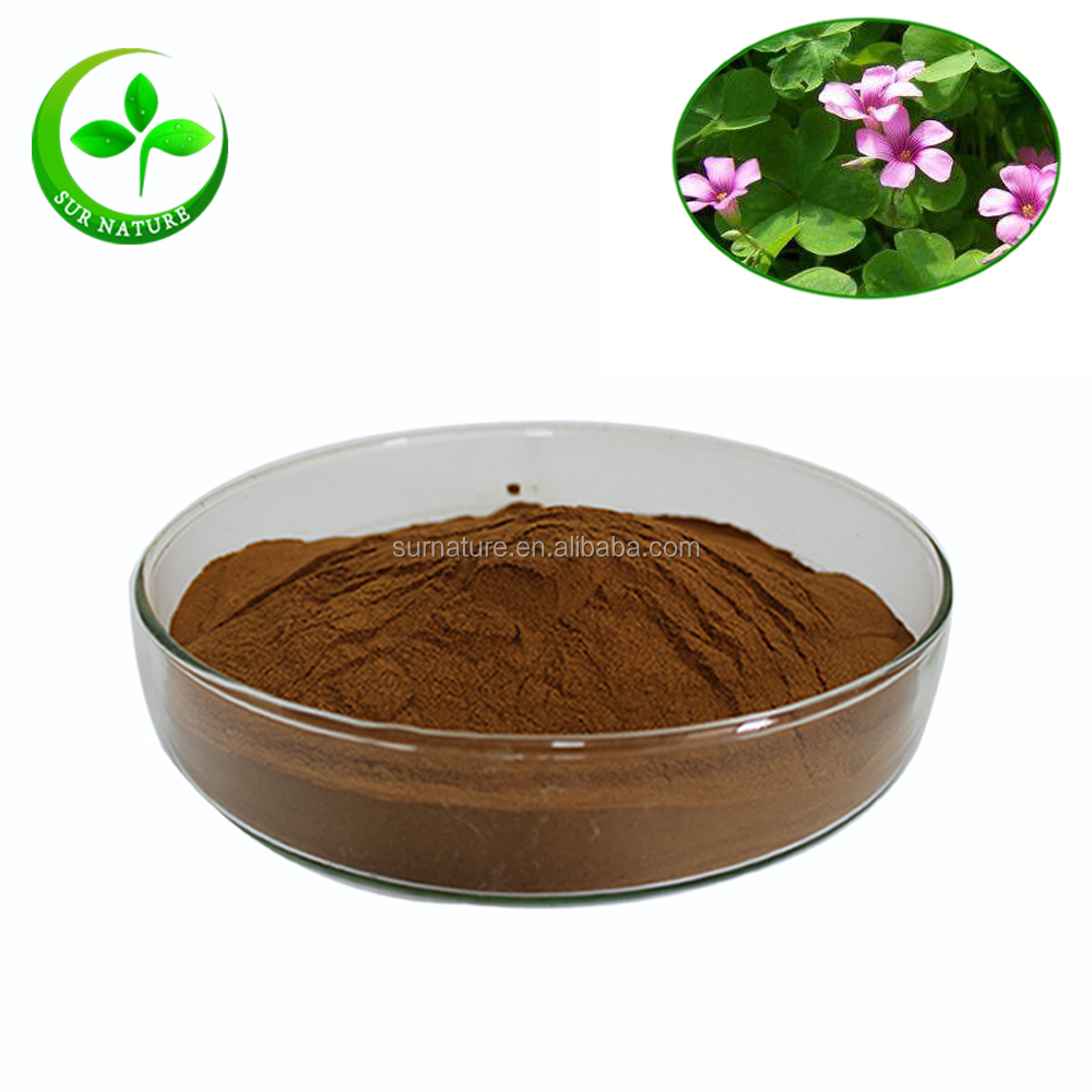 High quality red clover seed extract/red clover tea extract/red clover extract