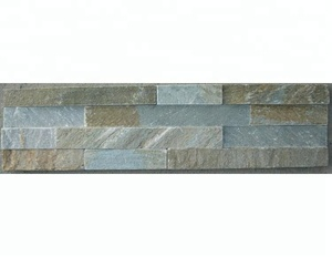 Cheap Exterior Decorative Wall Panel Outdoor Natural Culture Slate Wall Tile