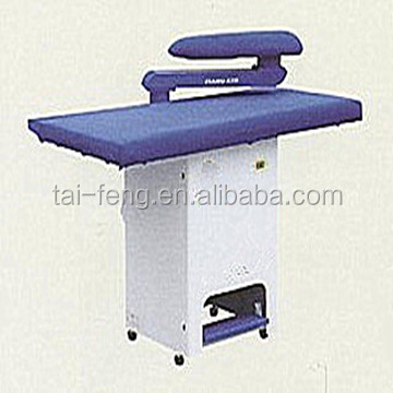 best price industrial steam press iron table