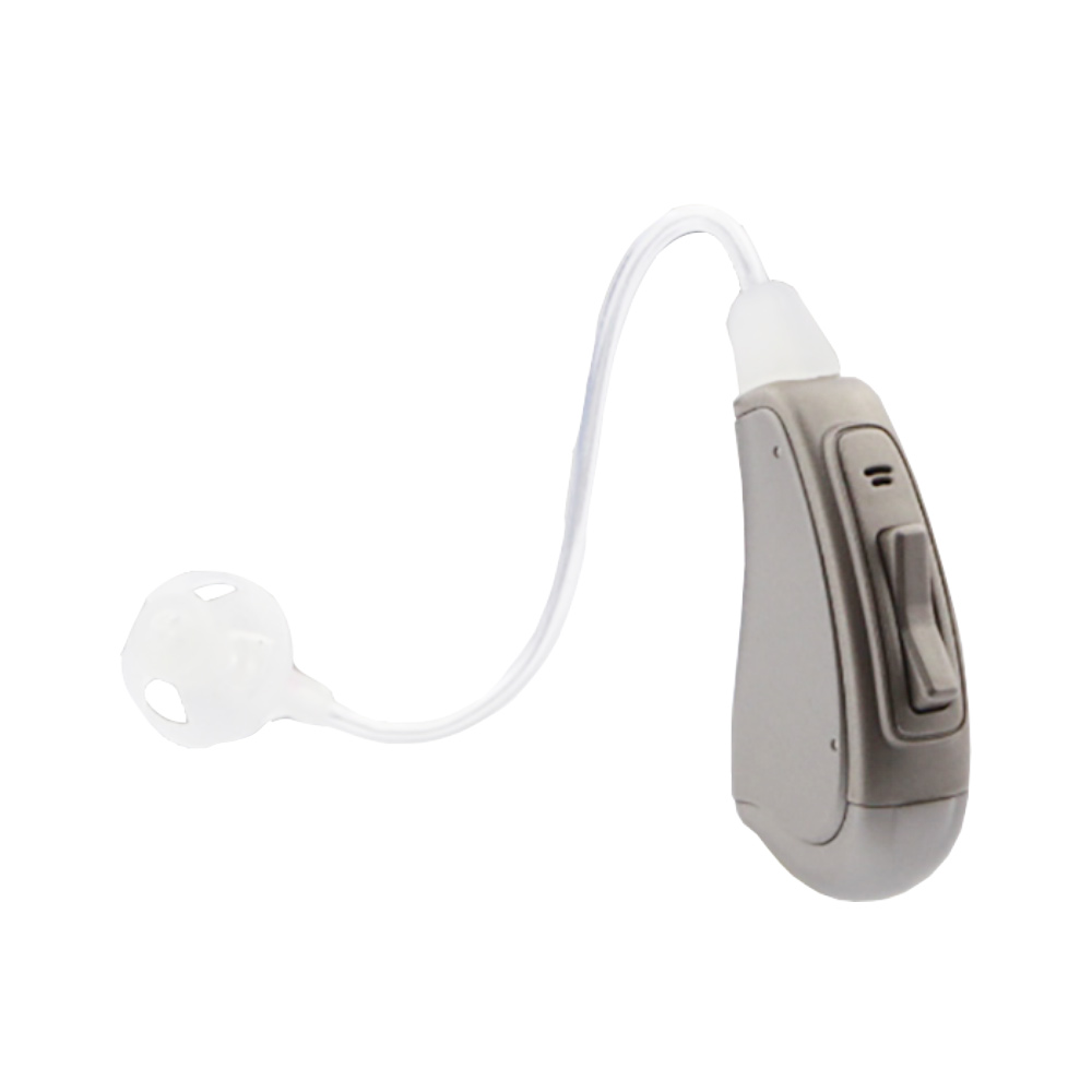 China Telecoil Function BTE Digital Open Fit Hearing Aids