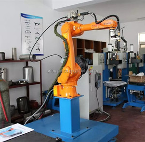 Robotic Arm 6 Axis Robotic Arm Cutting Machine with CNC System