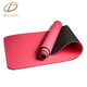 Fitness Training Eco friendly Single or Double color TPE Yoga Mat