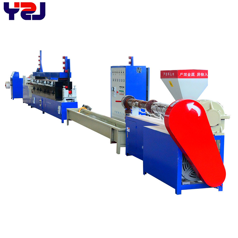 Cheap price PP strap plastic making machine and PP strapping Band <strong>Manufacturing</strong>