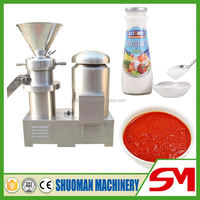 High production efficiency colloid mill