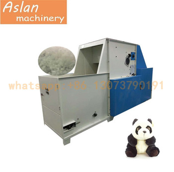 Low price cushion toy pillow filling machine / cotton fiber opening making machine/Automatic Pillow opening stuffing Machine
