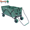 2019 new product Multifunction collapsible all terrain outdoor chair move cargo picnic shopping folding trolley